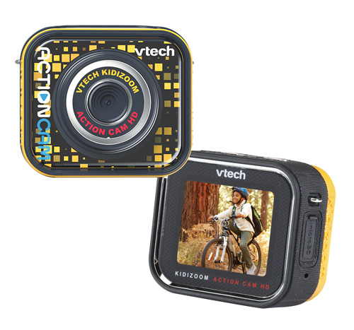 VTECH: KIDIZOOM® ACTION CAM, worth £52.99