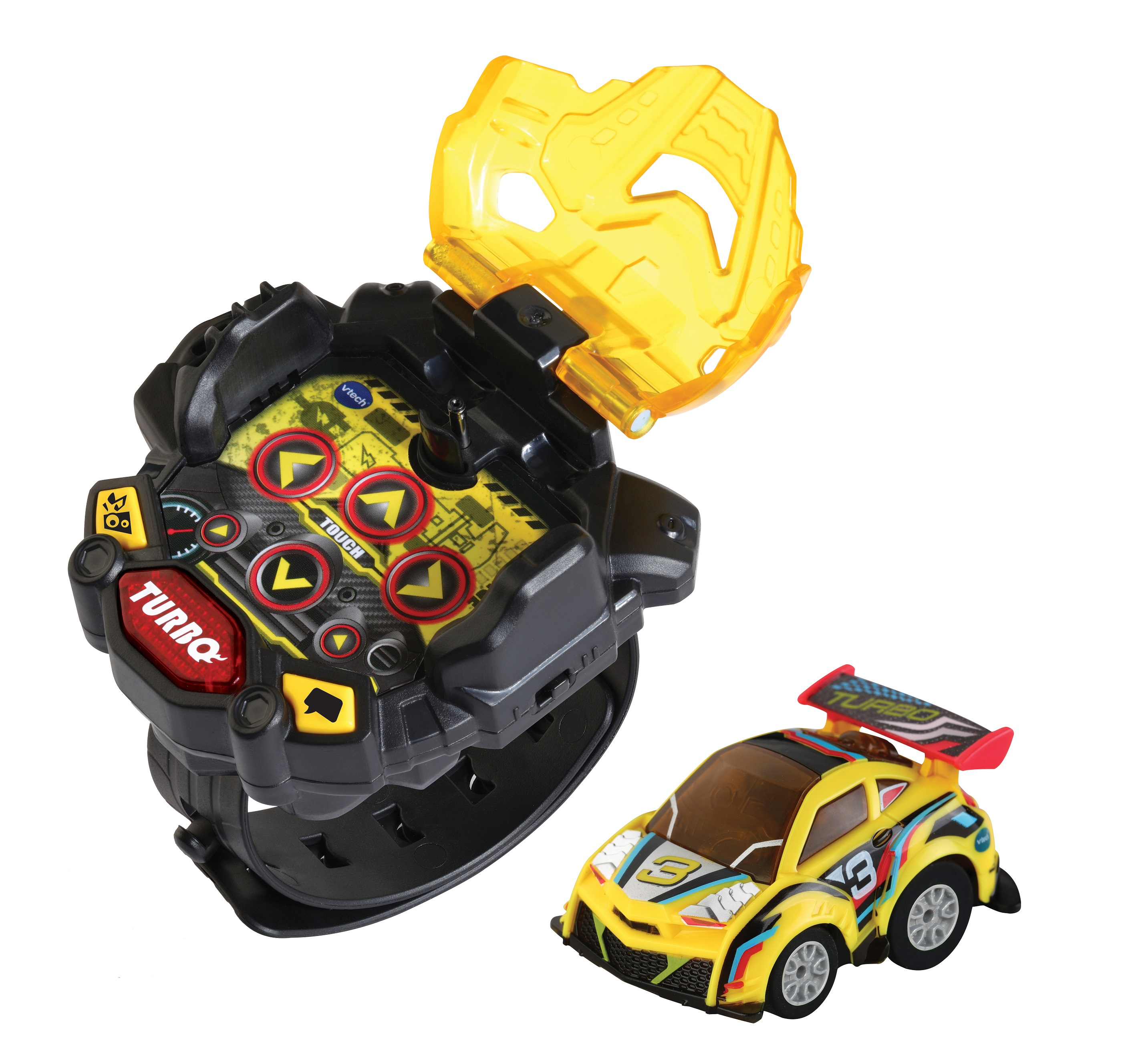 VTECH: TURBO FORCE RACERS, worth £17.99
