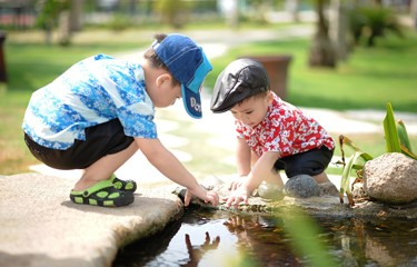 Nature and Nurture: Why Kids Need to Play Outside  image