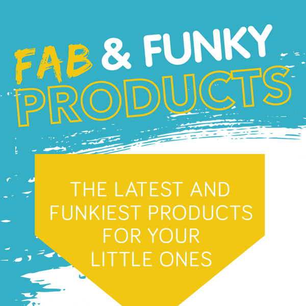 Fab and Funky Products Spring 2020  image