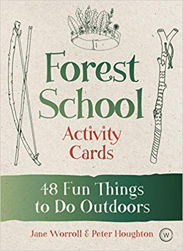 Forest School Activity Cards, worth £14.99