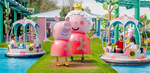 Paultons Park Theme Park Announces Free Virtual Queuing for 4th July Re-Opening  image