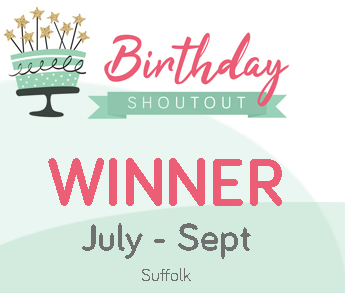Birthday Shoutout Winner Announced - Congratulations go to...  image