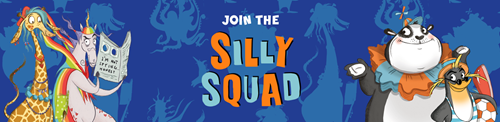 Silly Squad Summer Reading Challenge 2020  image