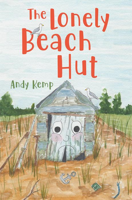 New Children's Book Release - The Lonely Beach Hut, by Andy Kemp  image