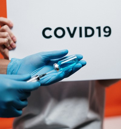COVID19 Vaccinations:  A quarter of Brits refusing to have it:  Myth busting with expert advice from Dr Michael Barnish  image