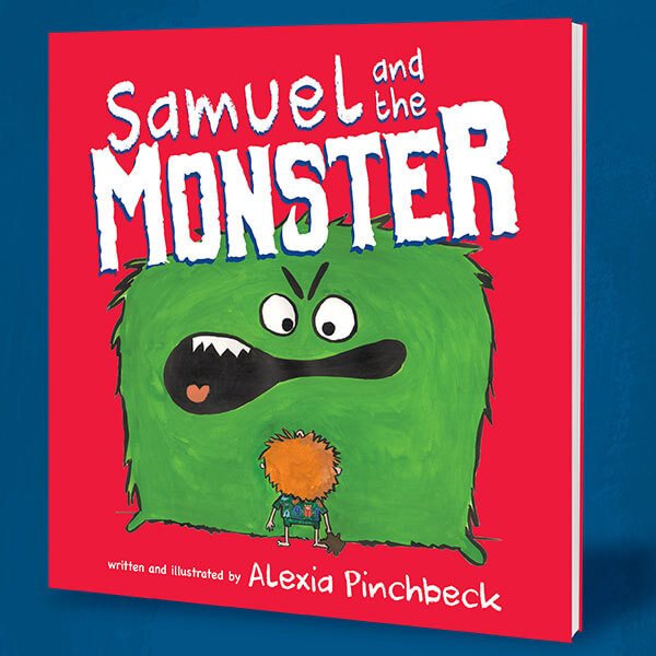 Book Release - Samuel and the Monster  image