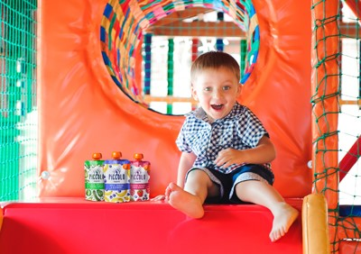 Piccolo Organic Food helps Soft Play Centres