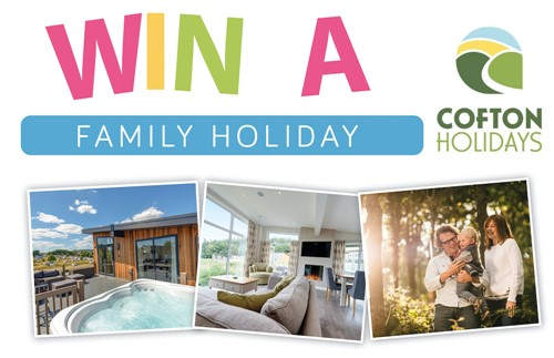 Win a Cofton Holiday