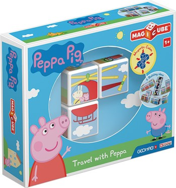 Review: Peppa Pig Magicube,... image