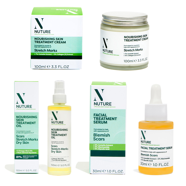 Nuture Skin Care Range, worth £56.96