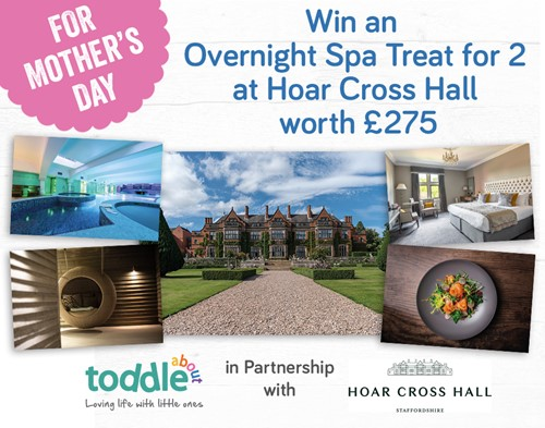 Hoar Cross Hall Competition