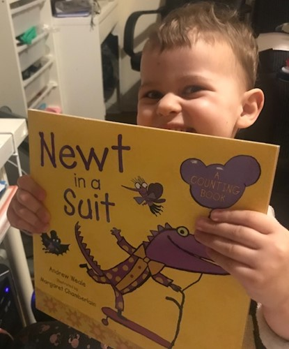 Book Review: Newt in a Suit by Andrew Weale, worth £6.99  image