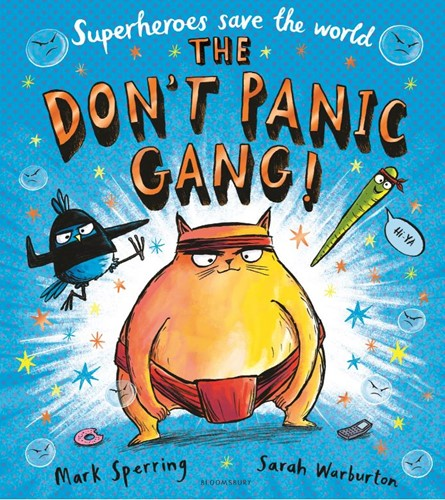 Book Review: The Don't Panic Gang! by Mark Sperring, worth £6.99  image