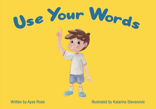 Book Review: Use Your Words by Ayse Rose, worth £5.99  image