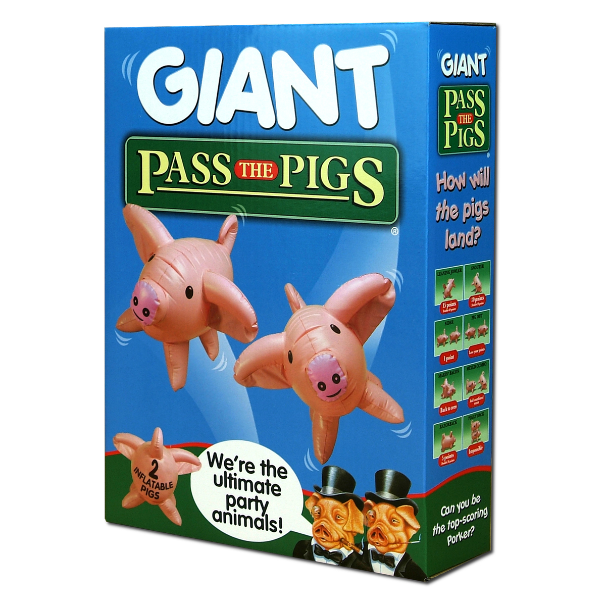 Toddle About's Review of Giant Pass the Pigs, worth £14.99  image