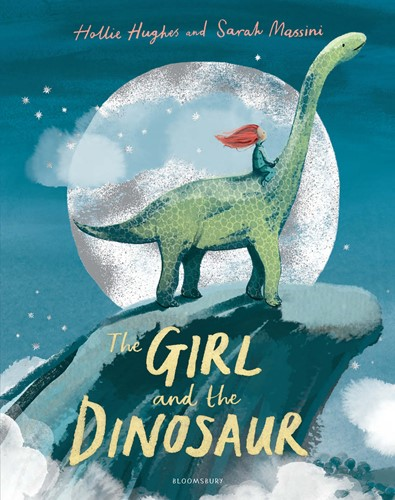 Book Review: The Girl and the Dinosaur by Hollie Hughes, worth £6.99  image