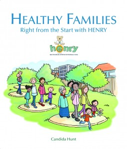 Healthy Families Book Cover