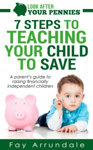 7 Steps to Teaching Your Child to Save