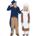 New fabulous range of children's period costumes
