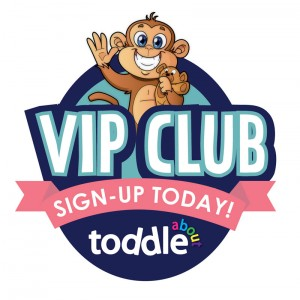 Our greatest innovation so far... The Toddle About VIP Members Club  image
