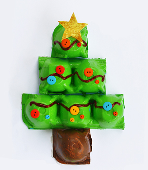 Christmas Tress Craft