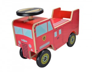 Kiddimoto Fire Engine