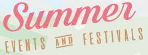 Summer Events and Festivals