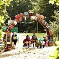 Just So Festival enables families to step out of their day to day lives and into an imaginative outdoor adventure