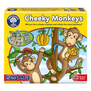 Orchard Toys Cheeky Monkey Game