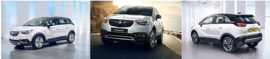 Family Car Review - The New Crossland X SUV from Vauxhall  image