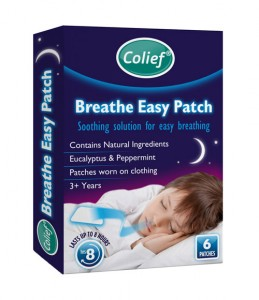 Colief Breath Easy Patch