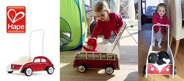 Review: VW Beetle Walker from Hape, £48.53  image
