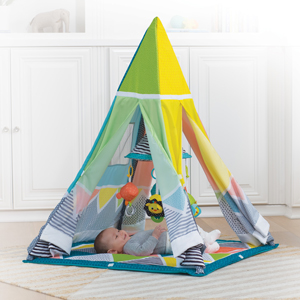 Grow-With-Me Playtime Teepee