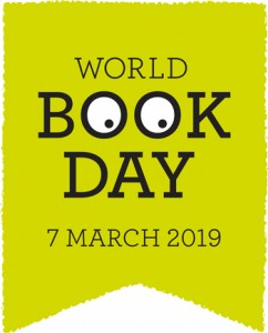 Celebrate Stories, Love Reading: World Book Day 7th March 2019  image