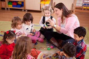 How to prepare your child for preschool  image