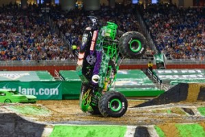 REV UP FOR THE FIRST EVER MONSTER JAM® UK TOUR  image