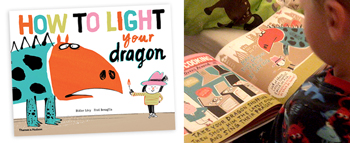 Review: How to Light your Dragon Book, worth £12.95  image