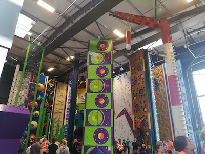 Review of Clip 'n Climb Ipswich  image