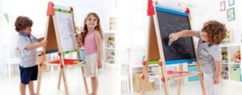 Review: Hape All-in-1 Easel, worth £60.00  image