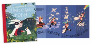 Review: Once Upon a Unicorn Horn Book, worth £12.99  image
