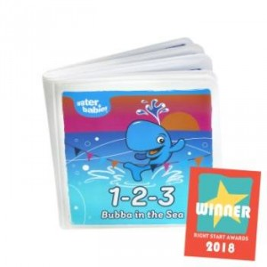 Water Babies Bath Book