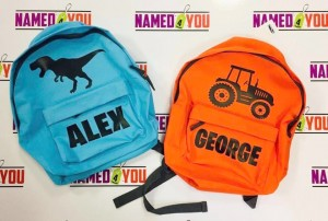 Named4you backpacks