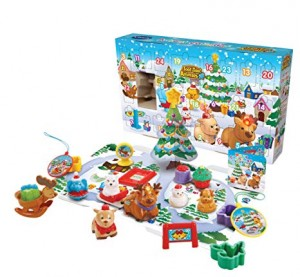 Toot Toot Advent Calendar