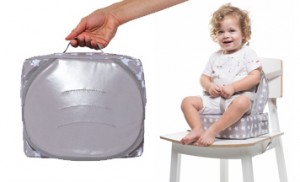 Review: Baby to Love Easy Up Booster Seat, worth £29.95  image