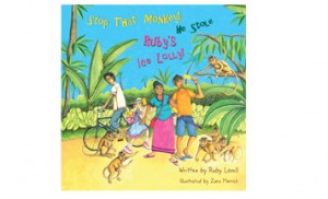 Review: Stop That Monkey! He Stole Ruby's Ice Lolly Book, worth £6.99  image